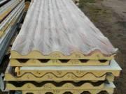 Cserépmintás tető szendvicspanel fotó