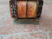 Eladó 1 darab 2x110/35 V, kb 35VA-os biztonsági transzformátor