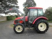 Zetor Proxima 7V4Z41 traktor fotó