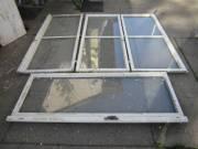 4 db bontott fa ablak egybe eladó 2600 Ft-ért fotó