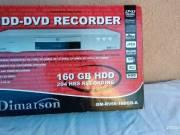 DVD-HDD felvevő, Dimarson dobozában