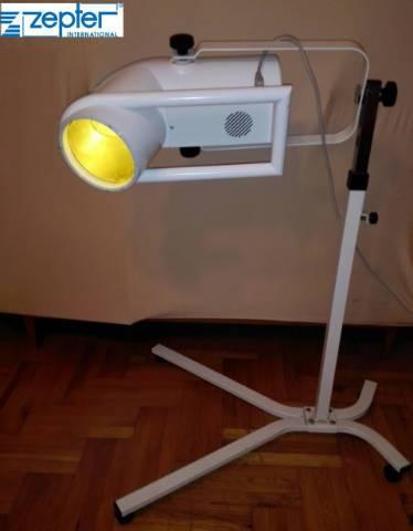 A Bioptron lámpa használata