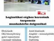 Győri partnerünkhöz keresünk targoncásokat 2 műszakba!