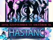 HASTÁNC alapozó tanfolyam - 2018. szeptember 13-tól