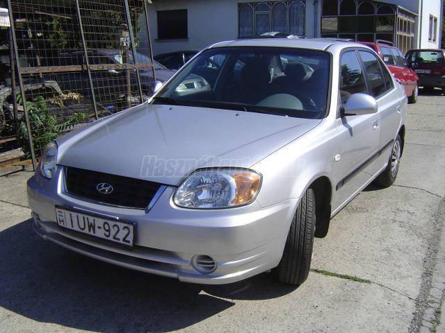 Hyundai Accent 1.5 CRDI 2004
