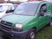 FIAT DOBLO Dobló Cargo 1.9 JTD Hosszított kivitel
