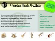 Jelentkezz magánzeneiskolánkba - Premier Zenei Intézet