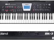 Roland BK3 szintetizátor eladó