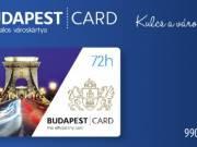 Budapest Card 72 órás, kitöltetlen, 7 db sürgősen eladó!