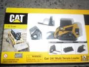 CAT lánctalpas munkagép