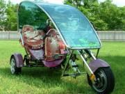 Trike, Malupe trike, Elektromos autó, Elektromos 3 kerekű jármű