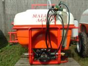 Új Malupe Permetező; szántóföldi szórókeretes 300L (8M szórókeret)