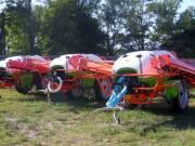 Malupe Traktor Vontatott Szántóföldi Szórókeretes Permetezőgép, Permetező, Vegyszerező