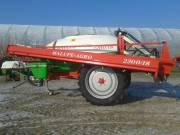 Malupe Agro 2200/18M Traktor Vontatott Szántóföldi Permetezőgép, Permetező