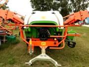 Traktor Vontatott Szántóföldi Szórókeretes Permetezőgép, Vegyszerező, Permetező 3000L 24M szórókeret
