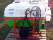 Traktor Permetező, Malupe Permetezőgép, 300 AXI Vegyszerező ÚJ!