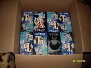VHS videó kazetta 95db.