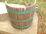 szőlőprés, 120 literes eladó