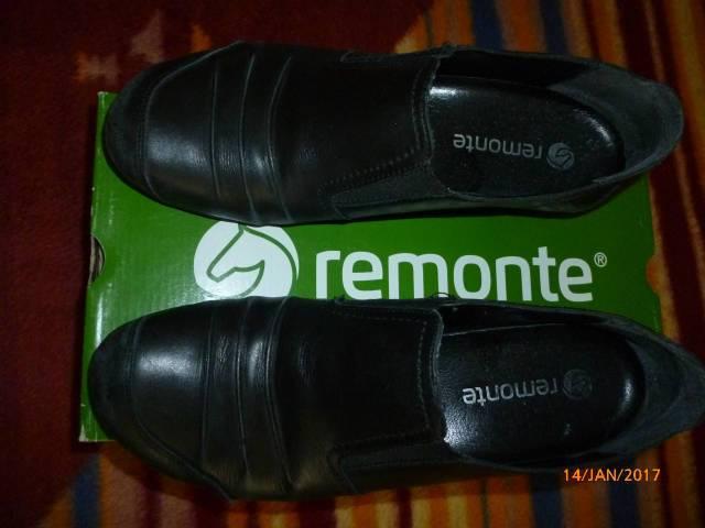 4c9c88e7a81d Eladó Remonte 39-es női bőr cipő (Rieker) - Székesfehérvár - Ruházat ...