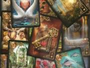 Jóslás Javaslás Sorselemzés Tarot Lenormand kártya Rúna