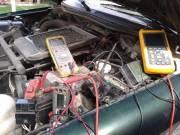 Autóvillamossági szerelő