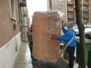 Gyors Költöztetés Bútorszállítás Budapesten