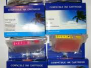 Epson T0711H, T1002, T1003, T1004 kompatibilis, autoreset chip-es, tölthető tintapatronok eladók!