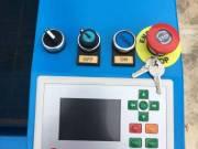 PMG 900 CO2 lézervágó és lézergravírozó gép