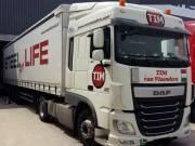 Nemzetközi tehergépkocsi vezető