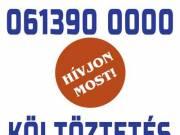 Költöztető teherautó Budapest, irodaköltöztetés, lakás-költöztetés  T:061390 0000