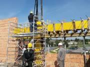Nagy létszámú 20fős kőműves brigád, kőműves munkát vállal