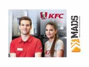 Dolgozz a KFC csapatában! - Budaörs; Alapbér: Br. 850-920 Ft/óra