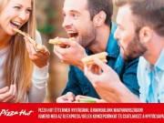 Diákmunka a Pizza Hut-nál - Pólus Center; Bér: Br. 950-1235 Ft/óra