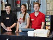 Diákmunka - Gyorséttermi munkatársat keresünk Kecskemét Izsáki út, KFC csapatába
