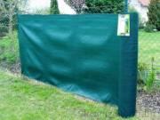Árnyékoló háló MEDIUMTEX160 1,2x50m zöld 90% (28577) többféle méret szin