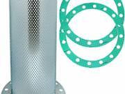 Levegő-olajleválasztó szeparátor, OT6313 Hifi gyártmányban, Atlas Copco kompresszokhoz;