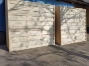 Kerítés elemek újak ,180x180-as erős kivitelű.