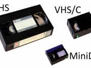 Videoszalagok digitalizálása