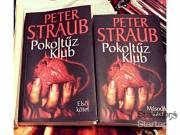 Peter Straub könyvek