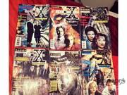X-akták képregény-sorozat