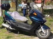 Eladó YAMAHA MAJASTY SG02 250ccm motorkerékpár.