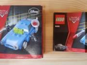 Lego 9480 Finn McMissile Cars