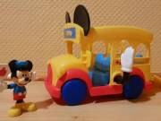 Mickey Mouse Clubhouse iskola busz