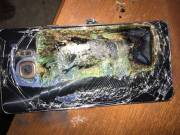 KERESEK: Törött, szinte használhatatlan fekete Samsung Galaxy S7-et!