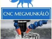 CNC megmunkáló - Kettu HR