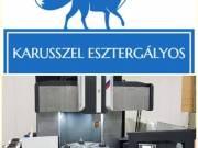 Karusszel esztergályos - Kettu HR