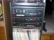 Grundig hifitorny lemezekkel elado