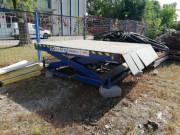 HAN 2 tonna teherbírású emelőasztal
