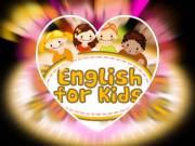 Gyermekfelügyelet, játékos angol