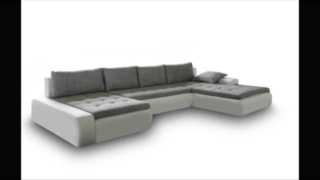 Eladó szinte Új U alakú kanapé! - Budakalász - Otthon, Bútor, Kert